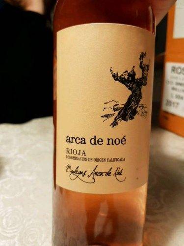 Arca de Noé Rosado Rioja