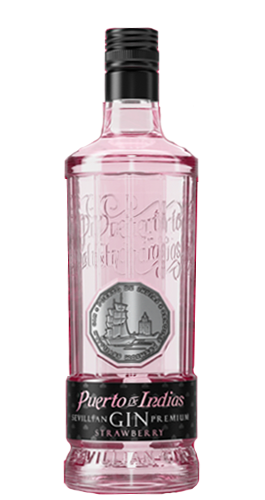 Puerto De Indias Strawberry Gin (Andelucia)
