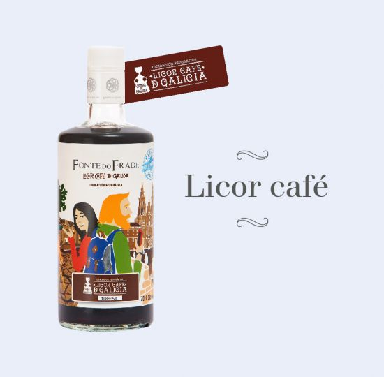 Fonte do Frade Licor de Café 30% alc. 70cl