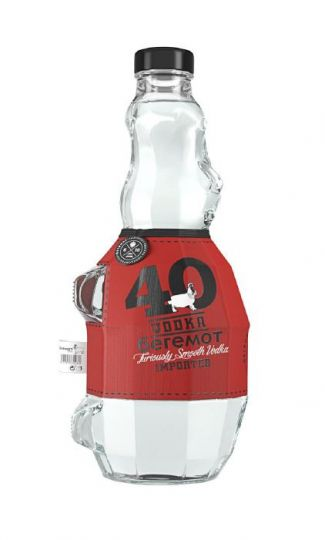 Beremot Premium Vodka 40% 70cl