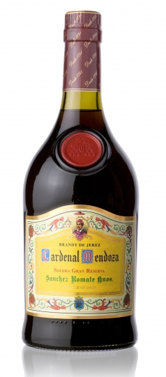 Cardenal Mendoza Brandy 70cl 40%alc.by vol.
