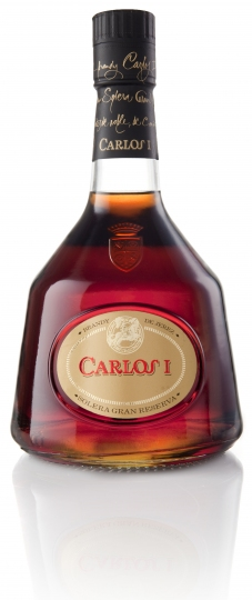 Carlos I Brandy 70cl 38%alc. by vol.