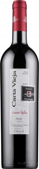 Carta Vieja Limited Release Malbec