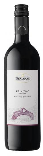 Primitivo di Puglia Decanel