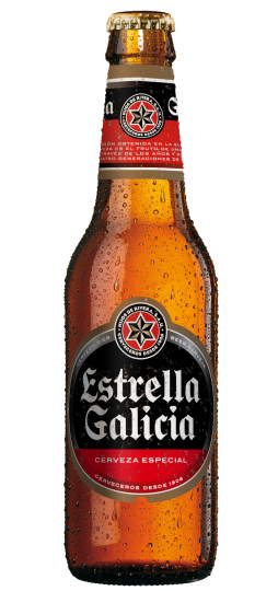 Estrella Galicia 4.7% 24 x 330ml case