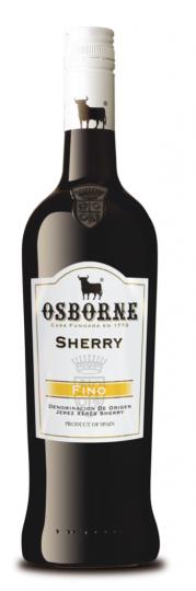 Osborne Fino Sherry 15%