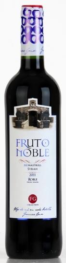 Fruto Noble Organic Monastrell/Syrah Roble
