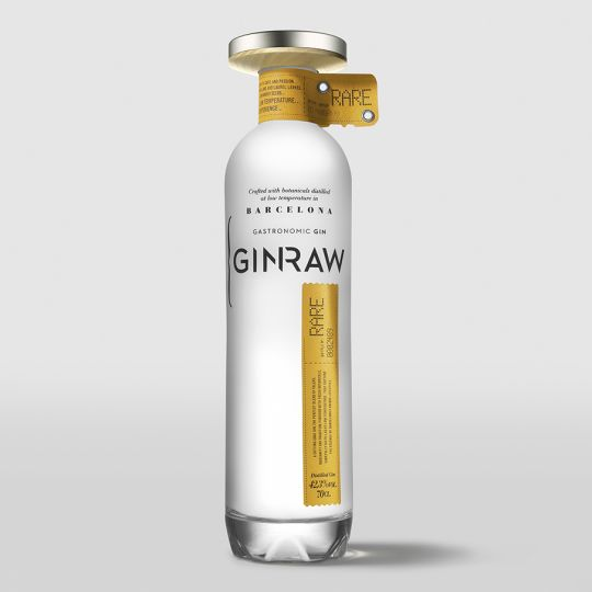 Ginraw Gastronomic Gin 42.3% 70cl