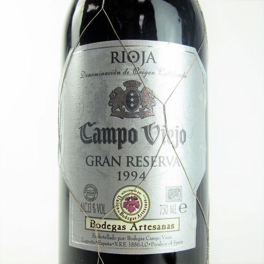 Campo Viego Rioja Gran Reserva 1994