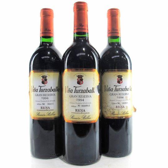 Vina Turzabella Rioja Gran Reserva 1994, Bodegas Ramon Bilbao