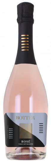 Prosecco Pink Vegan 75cl has finally arrived!