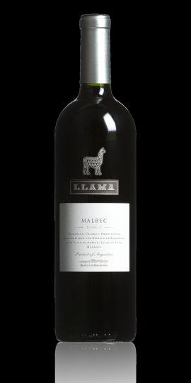 Llama Malbec Roble