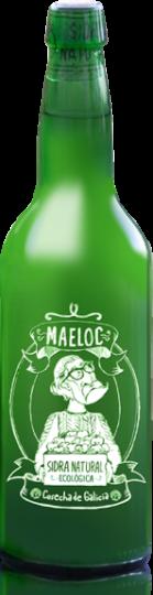 Maeloc Still Natural Organic Cider 70cl x 12