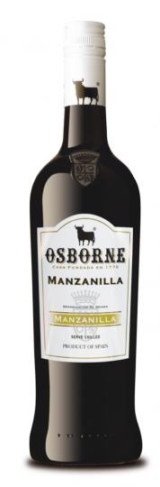 Osborne  Manzanilla Sherry 15%
