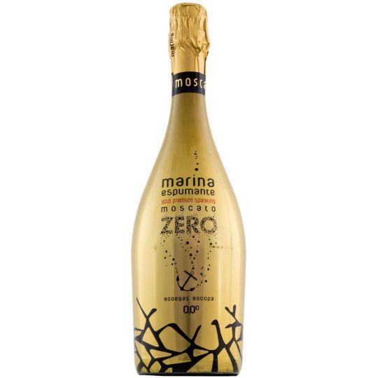 Marina Espumante Moscato Zero 0% alcohol Vegan
