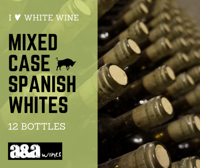 I Love Spanish White Wines