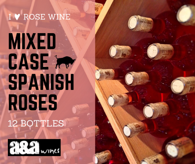 I Love Spanish Rosé Wines