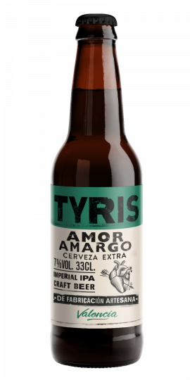 Tyris Craft Amor Amargo - American Pale Ale 7% 24 x 330ml Case
