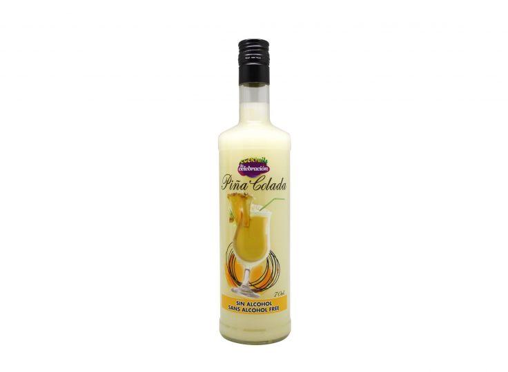 Piña Colada, La Celebracion Cocktails, 70cl 0% (Gluten-free)