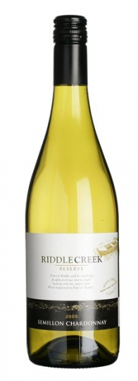 Riddle Creek Chardonnay
