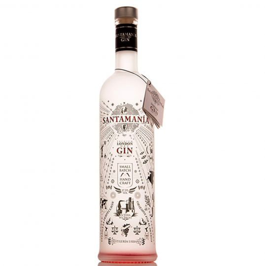 Santamania Premium London Dry Gin 41% 70cl