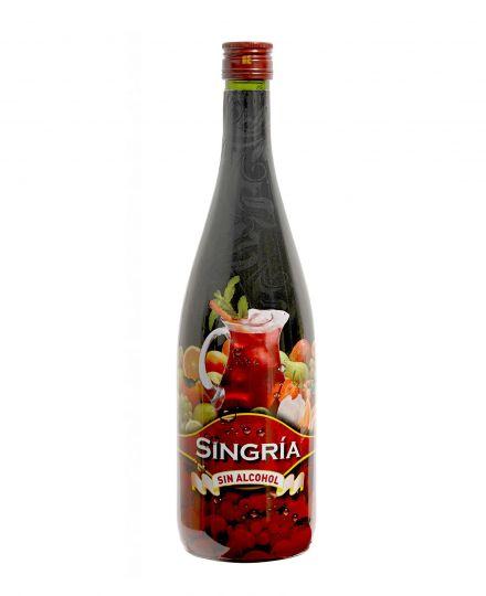 Singria, non-alcoholic Sangria Litre 0% (Gluten-free)
