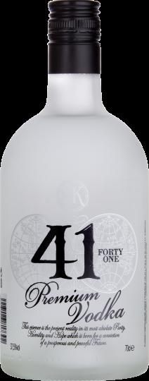 41 SK Premium Vodka