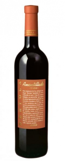 Bertola Amontillado Sherry  half bottle