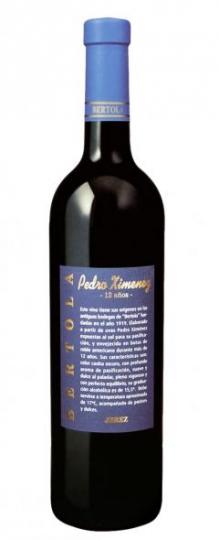 Berlola Pedro Ximenez half bottle