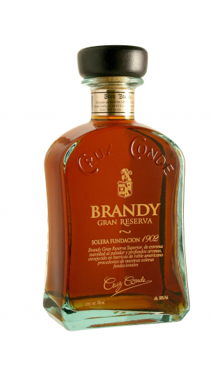 Cruz Conde 1902 Reserva Brandy70cl 38%