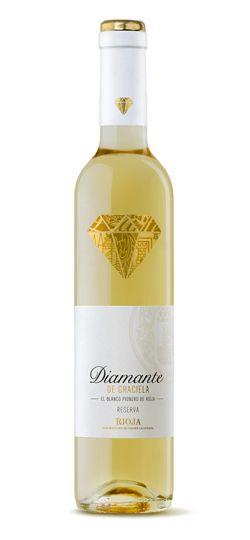 Diamante de Graciano Reserva Sweet Rioja White 50cl