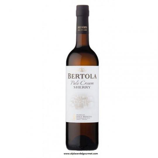 Bertola Pale Cream Sherry 17.5% 75cl