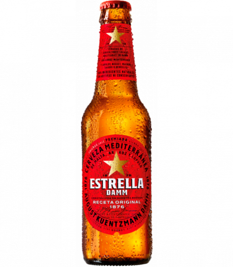 Estrella Damm Barcelona 24 x 330 ml