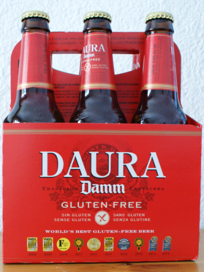 Spanish Gluten-Free Lagers 24 x 330ml case
