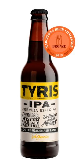 Tyris Craft IPA 6% 24 x 330ml Case