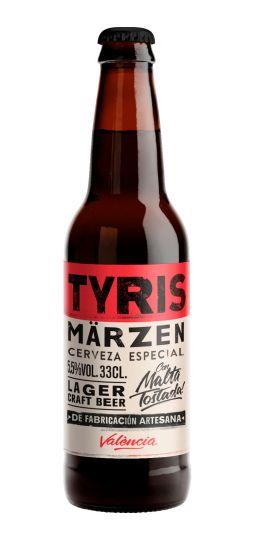 Tyris Craft Märzan Lager 5.5% 24 x 330ml Case