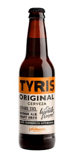 Tyris Craft Original Blond Ale