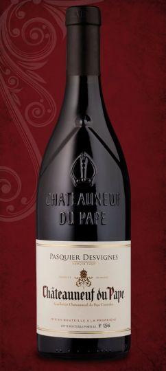 Chateauneuf du Pape Pasquier Desvignes