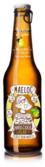 Maeloc Pear Cider 4% (Vegan & Gluten Free) 24 x 330ml case