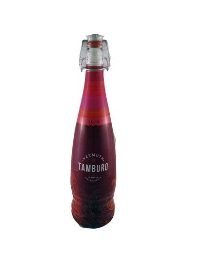 Vermouth Tamburo Rojo Litre 15% vol.