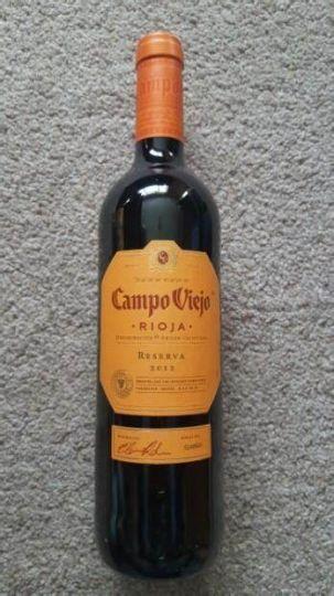 Campo Viejo Rioja Reserva 1994