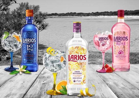Larios Gin Rose