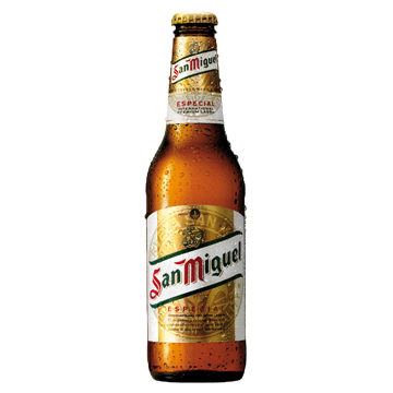 San Miguel 330ml Spanish Trade Wholesale Wine Supplier