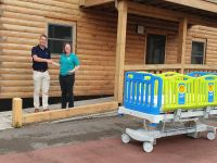 SEERS Donate Paediatric Bed to Wirral Children's Charity