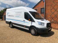 New Service Van Added to the Fleet!