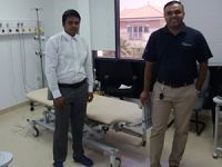Product Training at Medcare Hospital Dubai, UAE