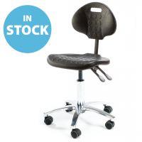 Laboratory Polyurethane Chair (In Stock)