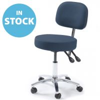 Dark Blue General Medical Chair (In Stock)