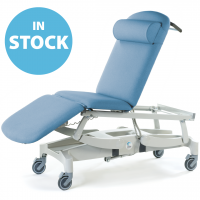 Sky Blue Electric Innovation Deluxe 3 Section (In Stock)