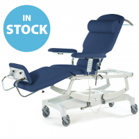 Dark Blue Electric Innovation Deluxe Dialysis (In Stock)